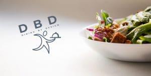DBD Logo with Salad