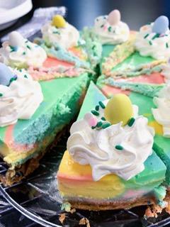 Bunny Bites Cheesecake